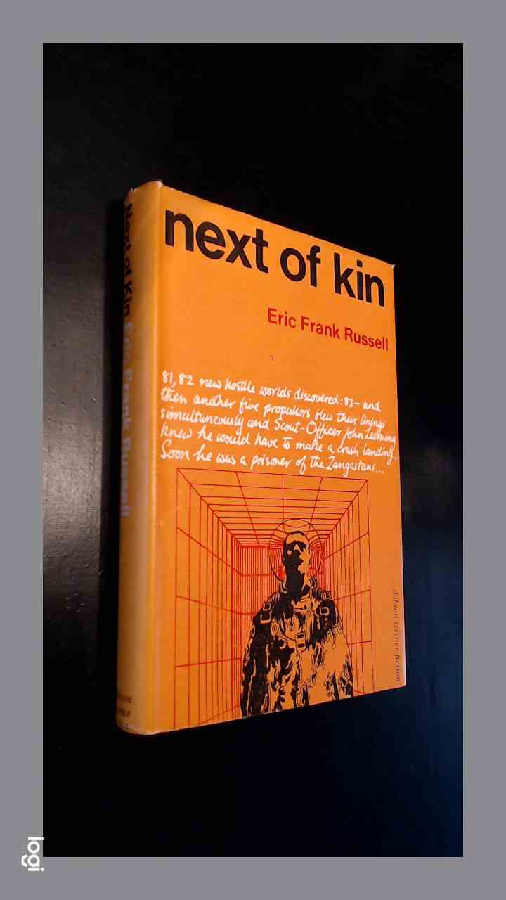 RUSSELL, ERIC FRANK - Next of kin