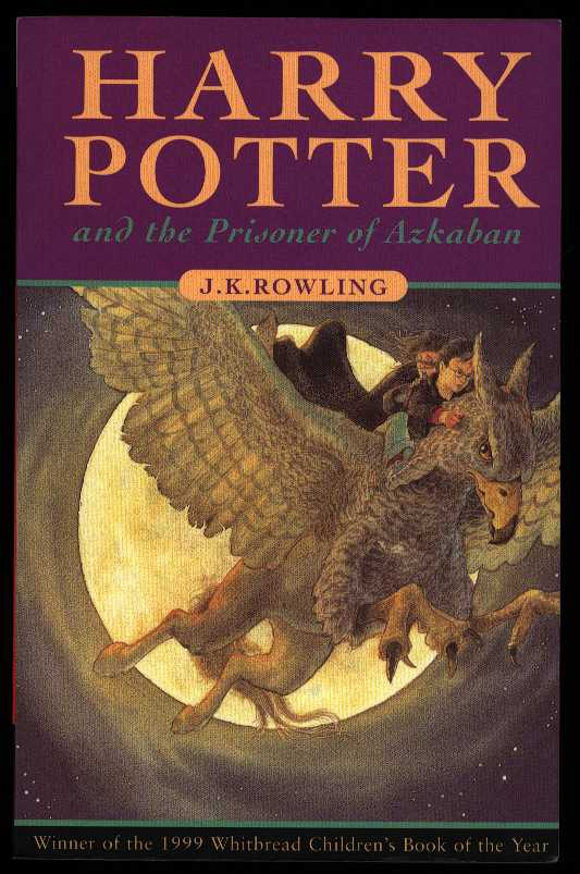 ROWLING, J. K. - Harry Potter and the Prisoner of Azkaban