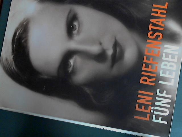 RIEFENSTAHL, LENI - Leni Riefenstahl - Five lives / funf leben / cinq vies