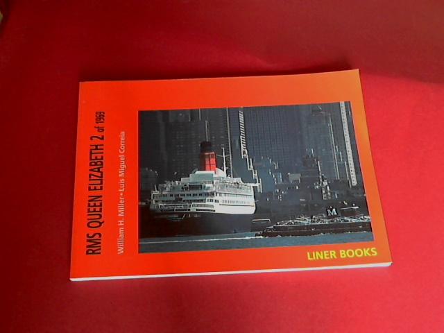 MILLER, WILLIAM H. - RMS Queen Elizabeth 2 of 1969