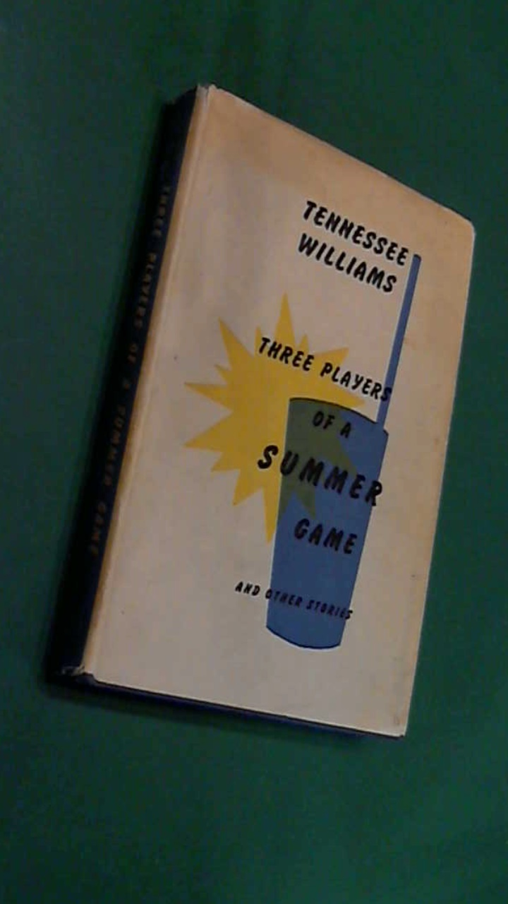 WILLIAMS, TENNESSEE - Three players of a summer game