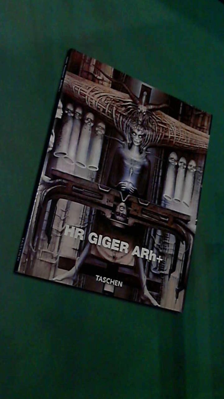 Giger, H. R. - HR Giger ARh+