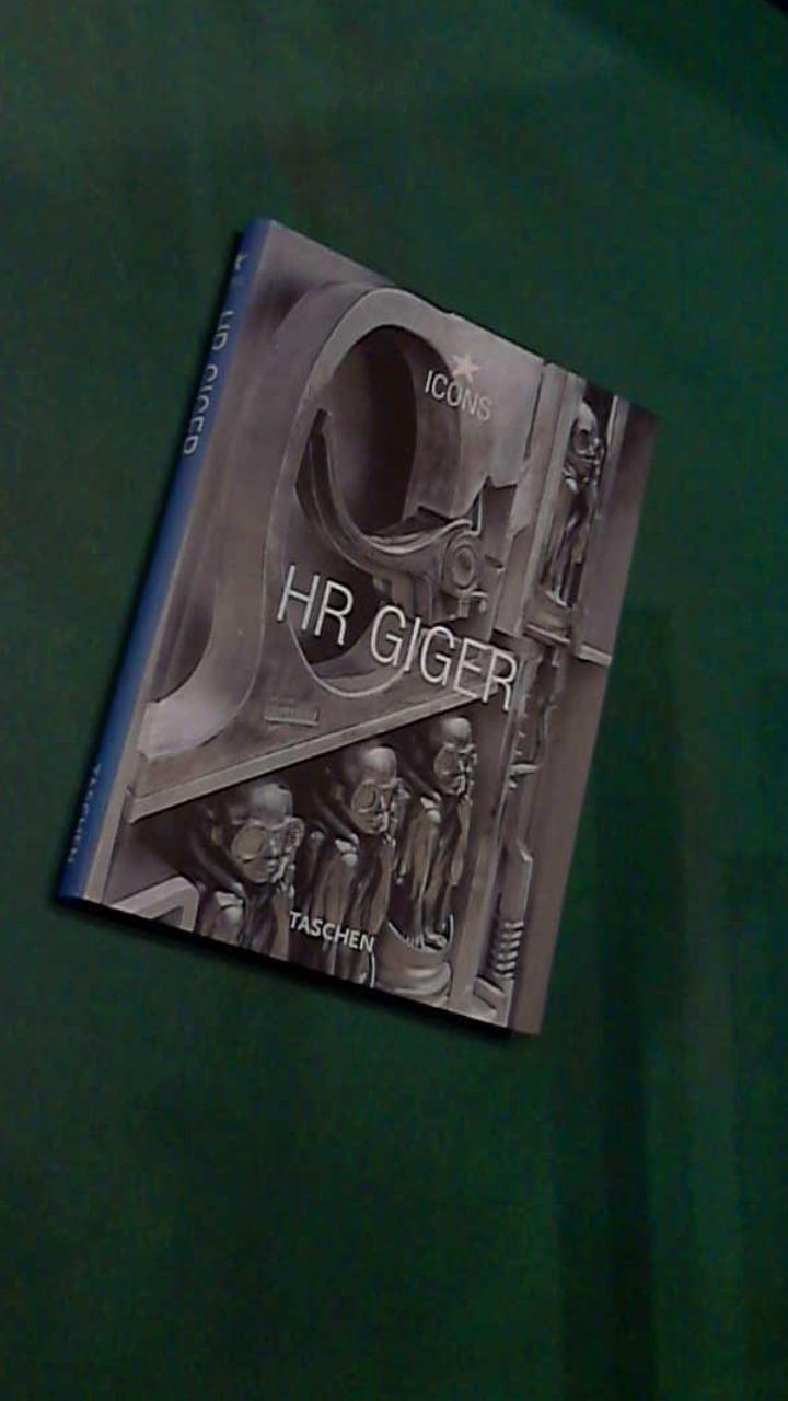 Giger, H. R. - HR Giger