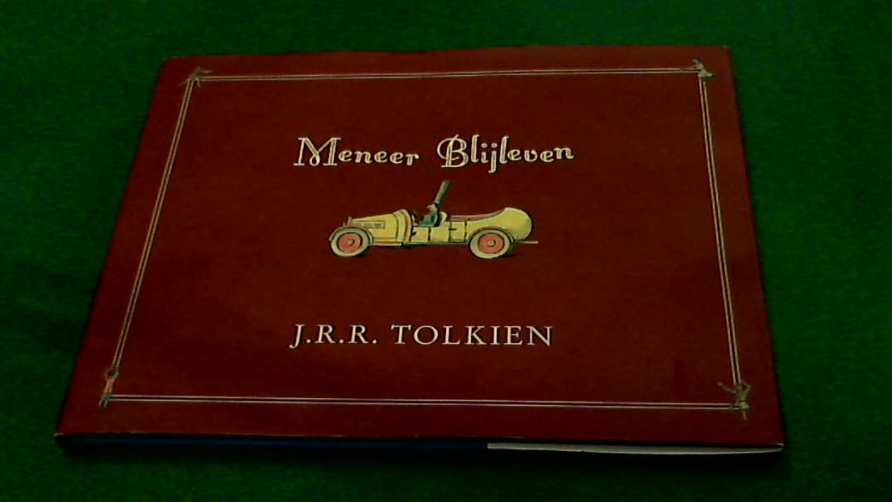 Tolkien, J. R. R. - Meneer Blijleven