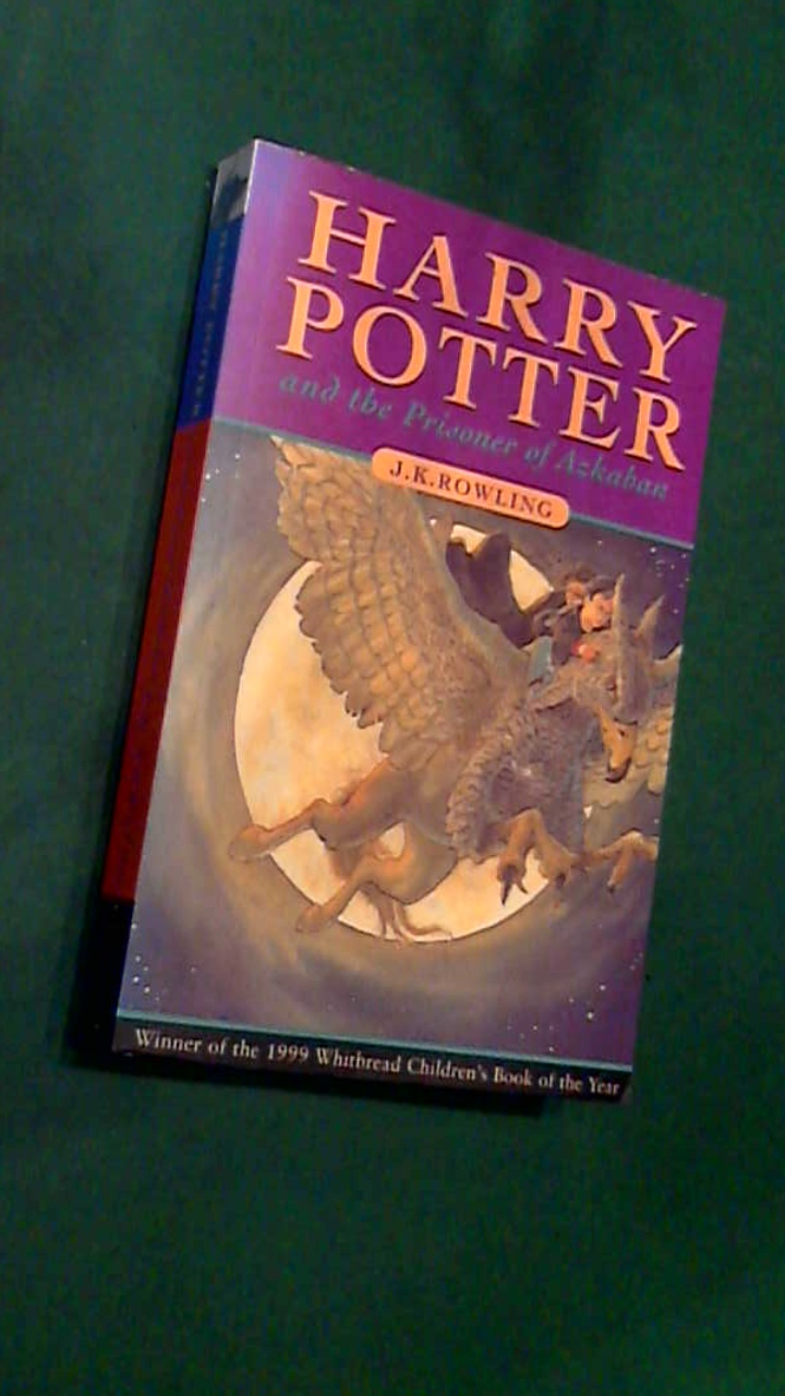 ROWLING, J. K. - Harry Potter and the Prisoner of Azkaban
