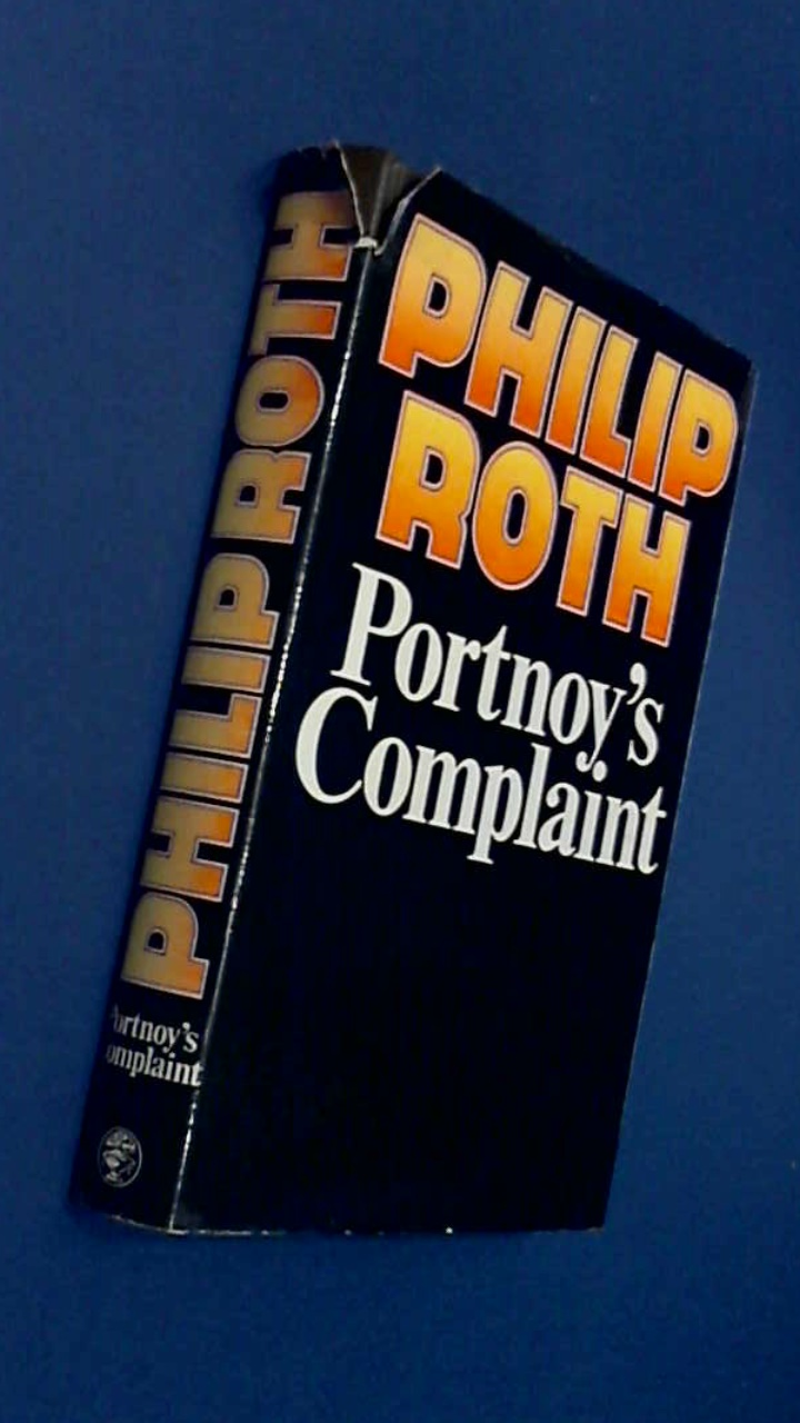 ROTH, PHILIP - Portnoy's complaint