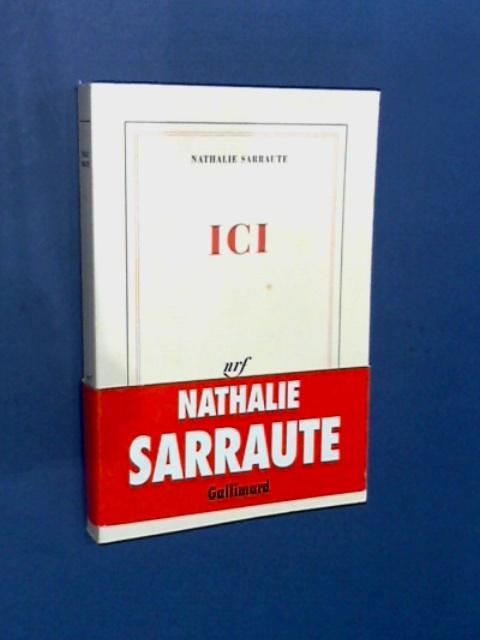 SARRAUTE, NATHALIE - ICI