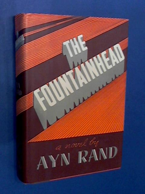 RAND, AYN - The Fountainhead