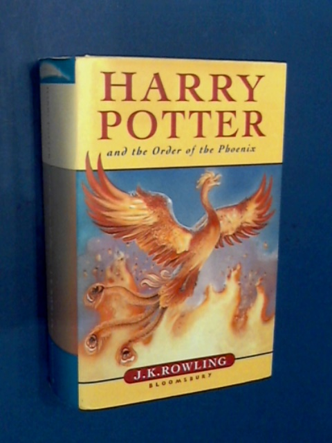 ROWLING, J. K. - Harry Potter and the Order of the Phoenix