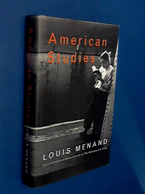 MENAND, LOUIS - American studies