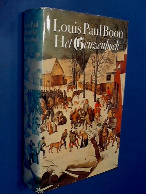 Boon, L. P. - Het geuzenboek