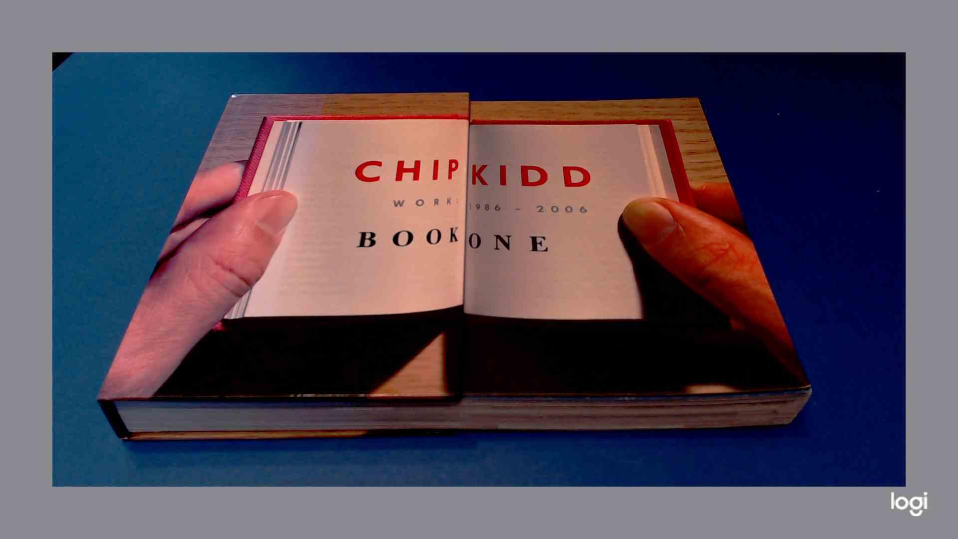 MELNICK, MARK - Chip Kidd - Book One : Work 1986 - 2006