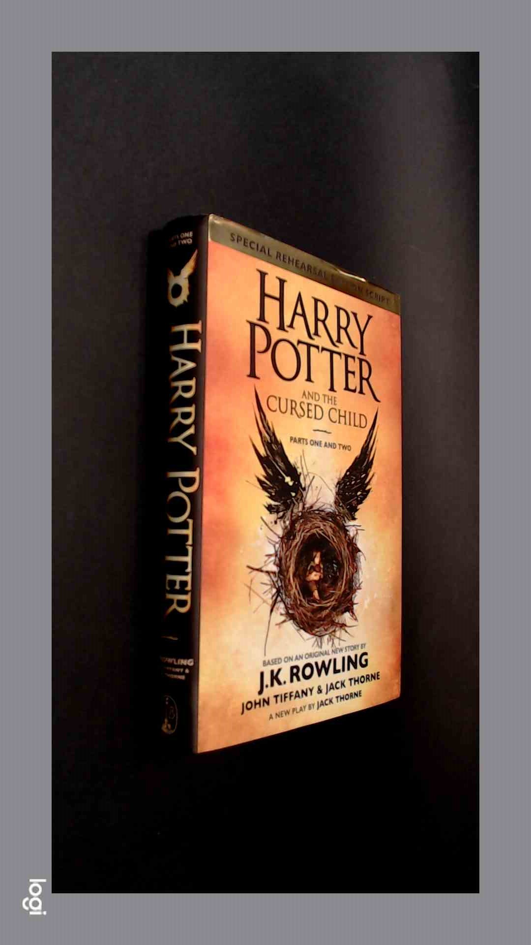 ROWLING, J. K. - Harry Potter and the cursed child
