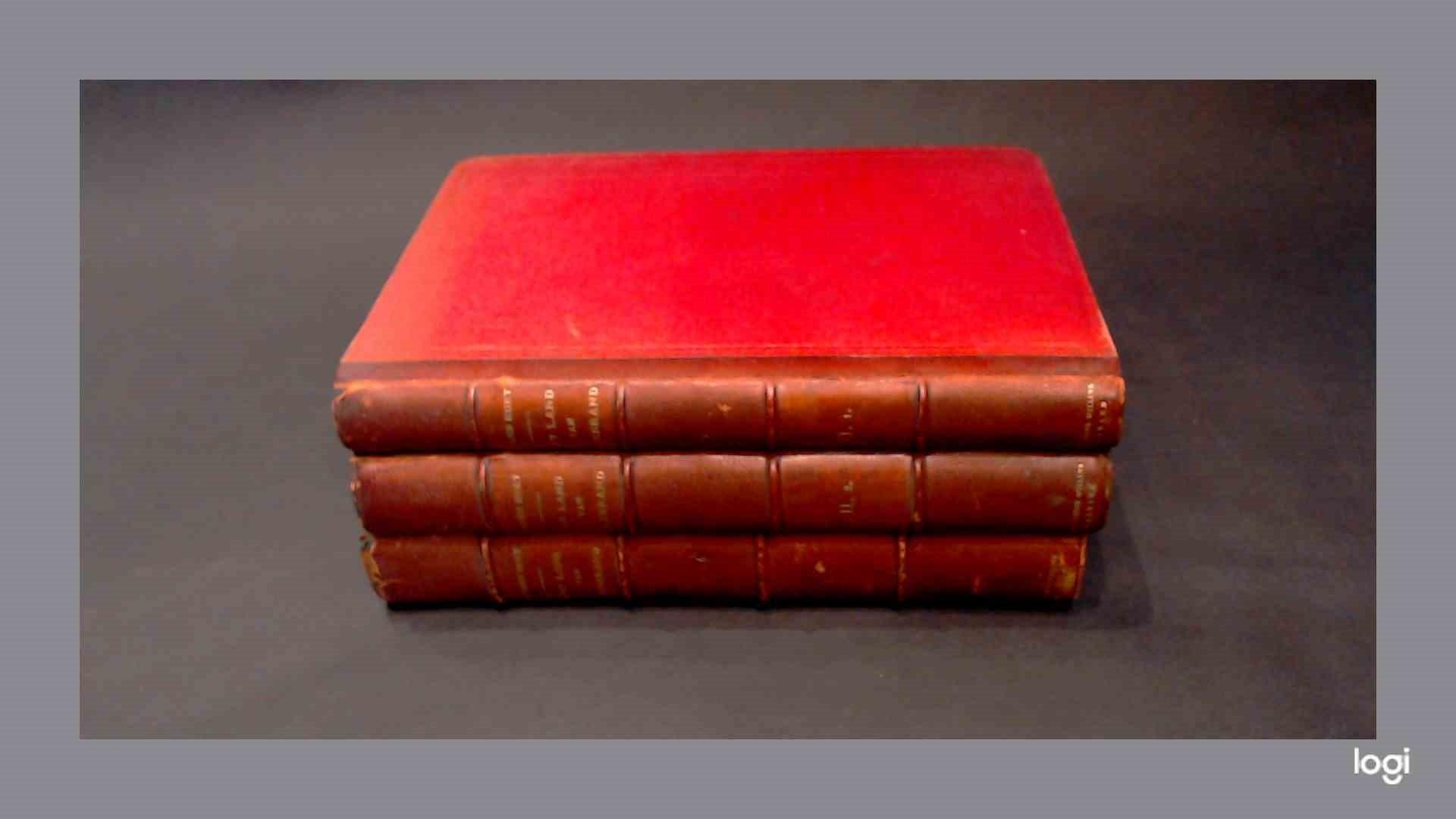 Busken Huet, cd. - Het land van Rembrand - Studien over de Noordnederlandsche beschaving in de zeventiende eeuw