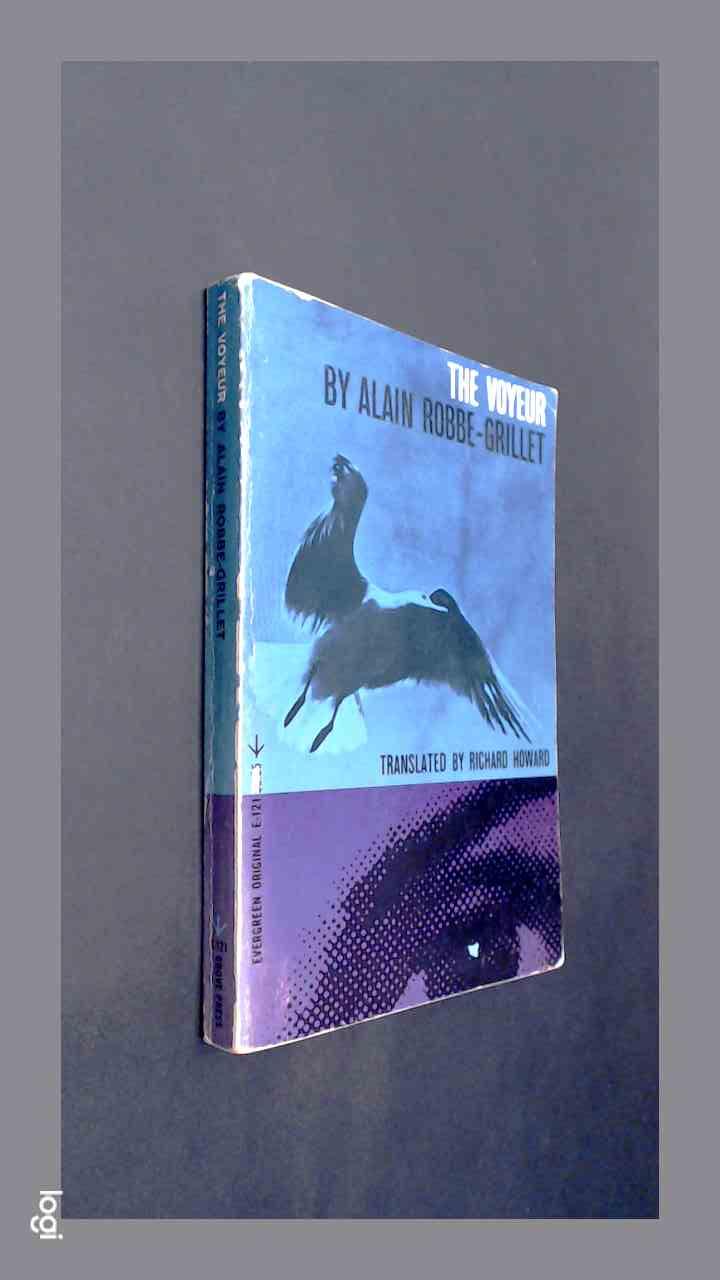 ROBBE-GRILLET, ALAIN - The voyeur