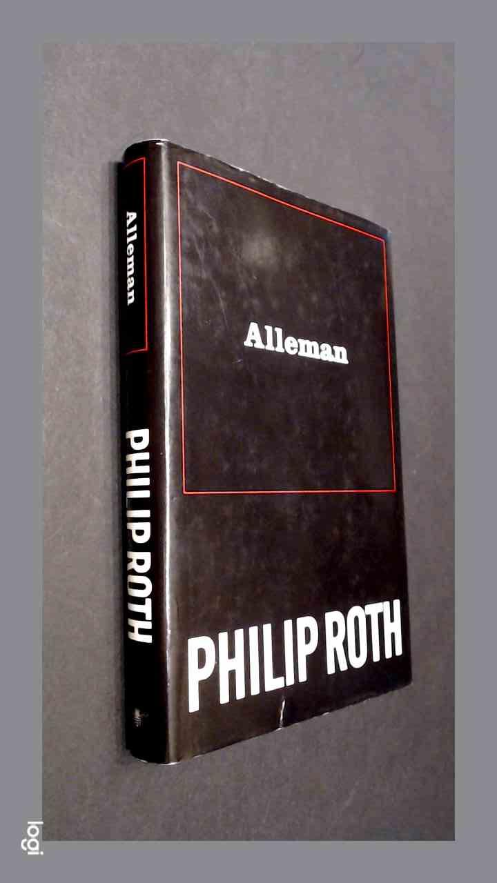 ROTH, PHILIP - Alleman