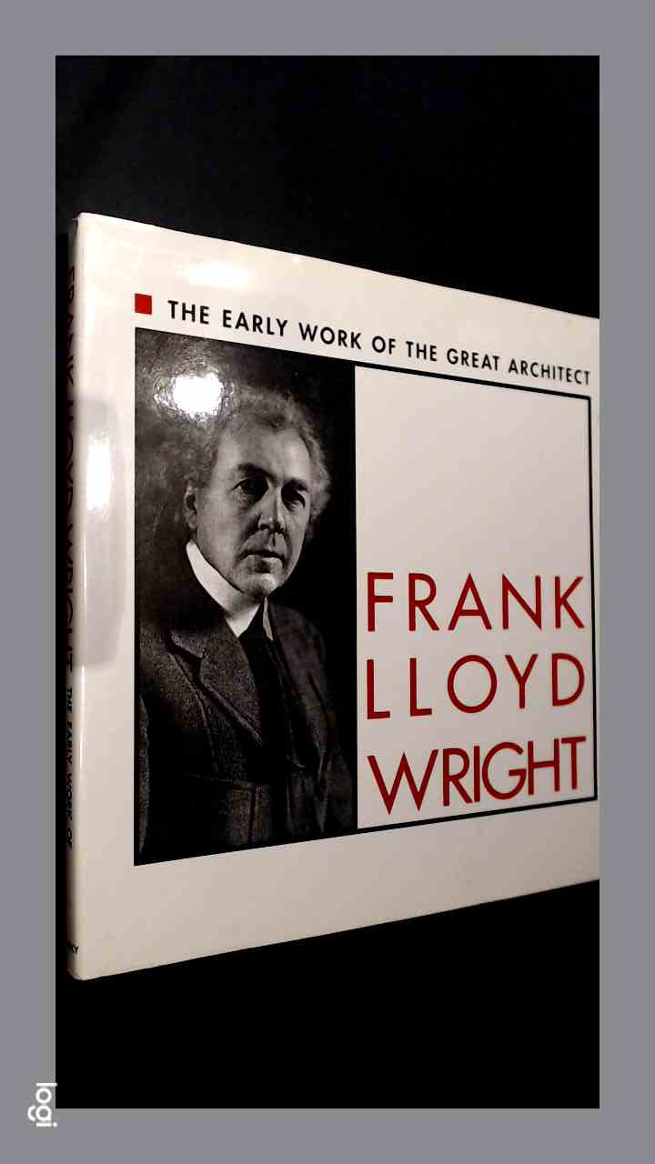 WENDINGEN - Frank Lloyd Wright - The early work of the great architect