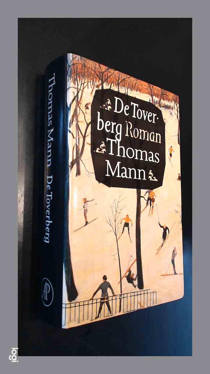 Mann, Thomas - De Toverberg
