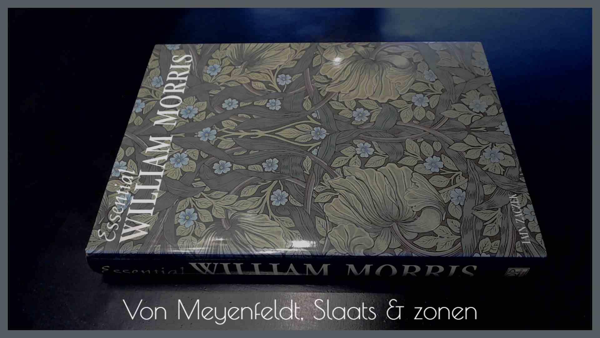 ZACZEK, IAIN - Essential William Morris