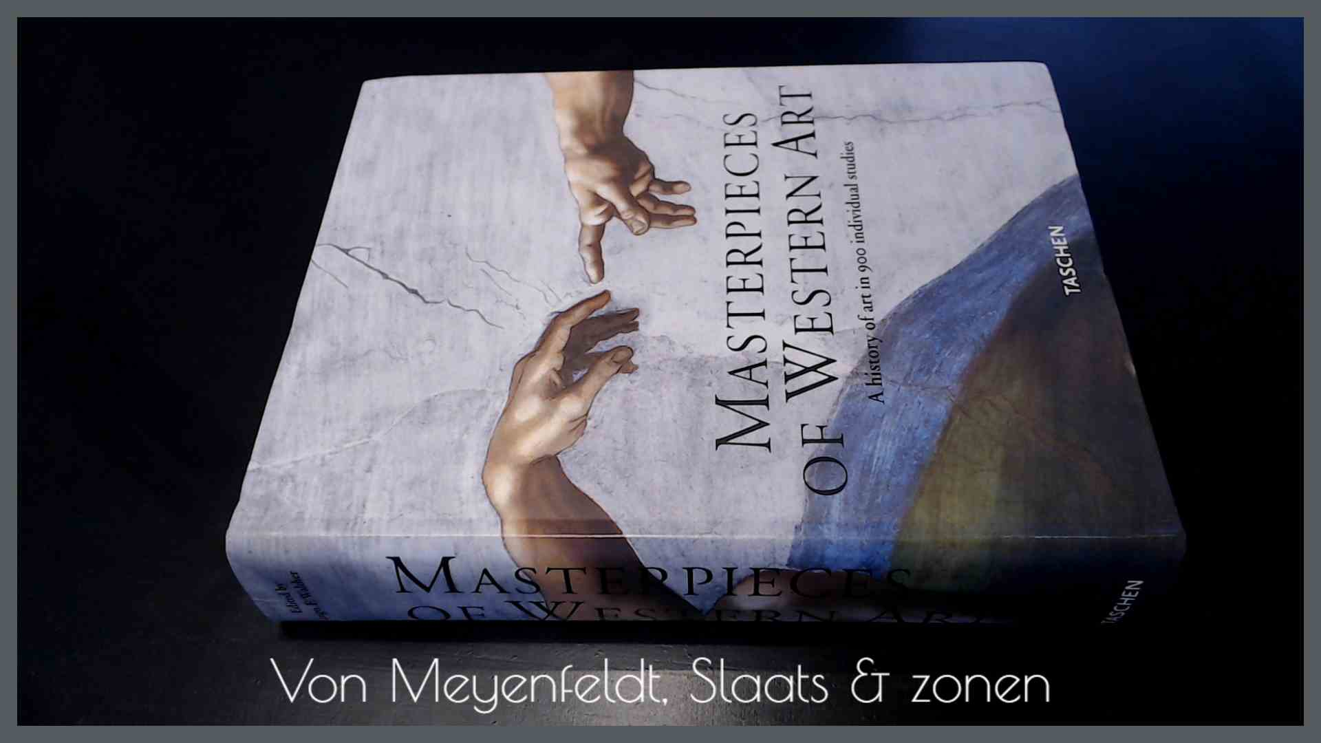 WALTHER, INGO F. - Masterpieces of Western art - Part 1 : From the Gothic to Neoclassicism / Part II : From the Romantic age to the present day - Part II : from the Romantic age to the present day
