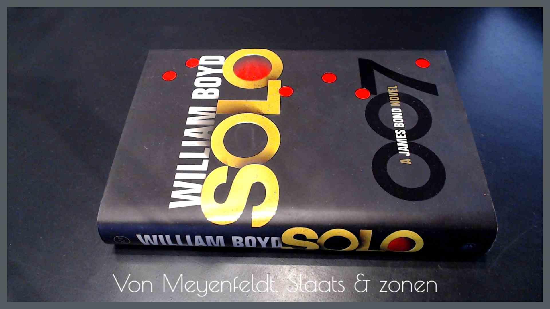 BOYD, WILLIAM - Solo